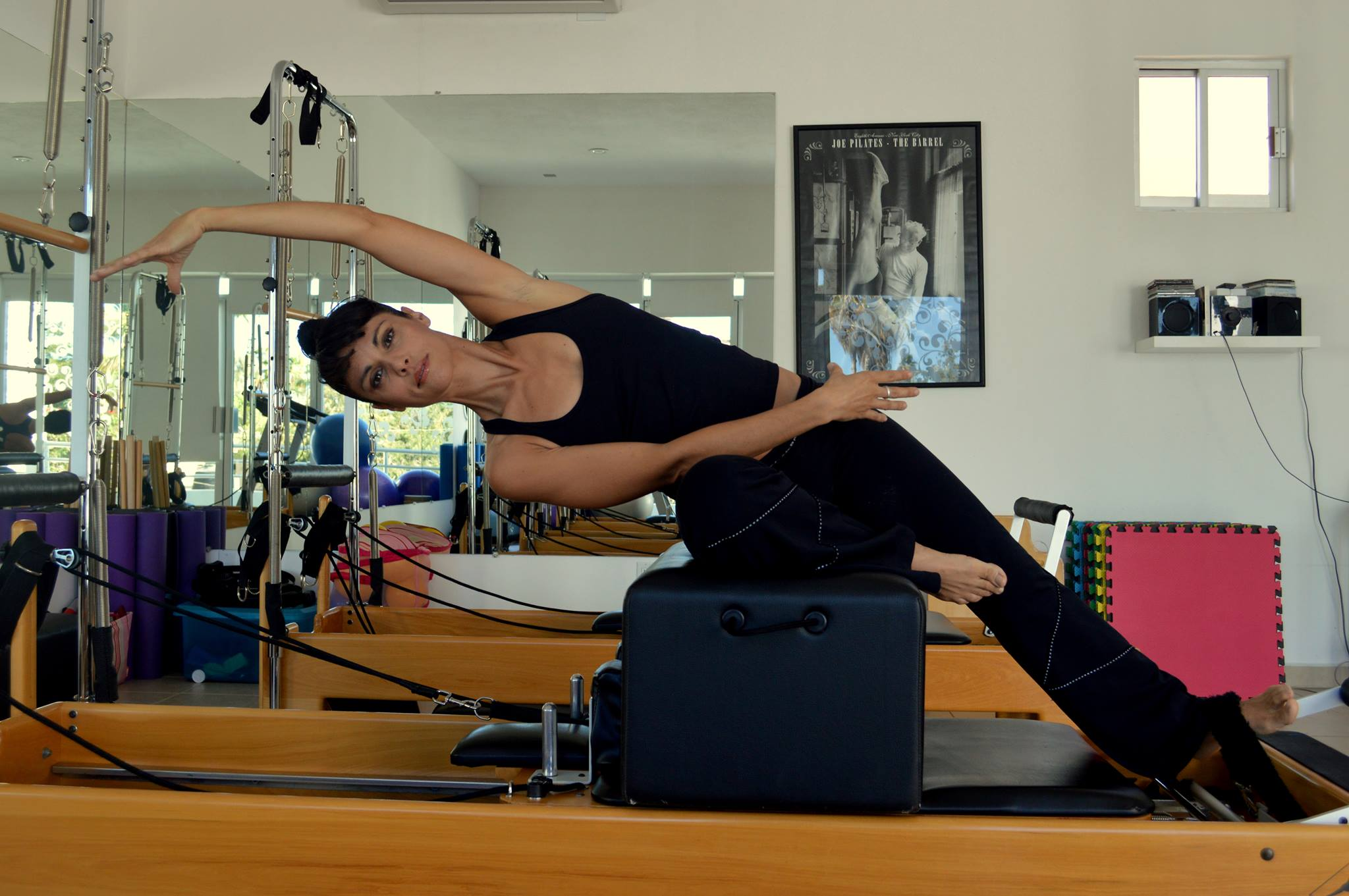 Classic Pilates with Reformer